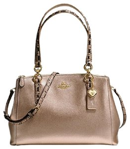 Coach Carryall Cross Body Bag