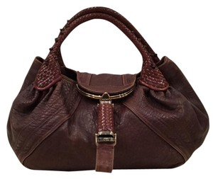 Fendi Satchel in Cognac