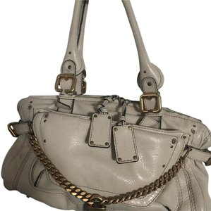 90fc86a4459f White Chloé Bags - Up to 90% off at Tradesy (Page 2)