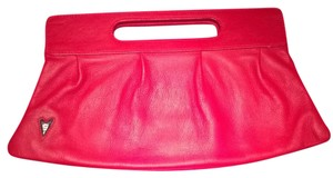T-Bags Los Angeles Red Clutch