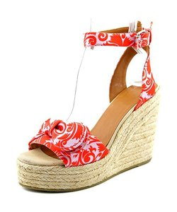 Marc by Marc Jacobs Wedge Summer Spring Cherry Sandals