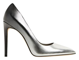 Zara Grey Pumps