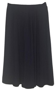 J.Crew Maxi Skirt Navy Blue