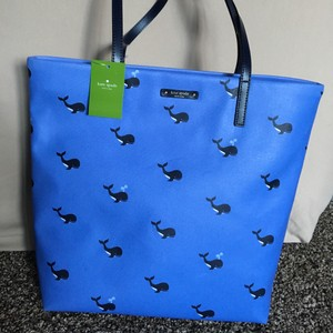 Kate Spade Tote in off whale go