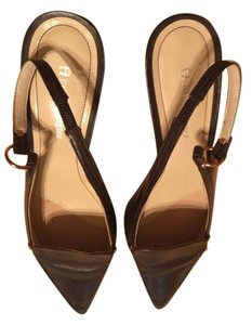Etienne Aigner Chocolate brown Pumps