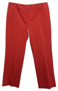 Ann Taylor Trouser Pants orange