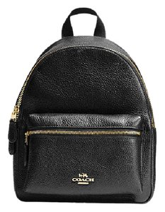Coach F38263 Mini Charlie Leather Backpack