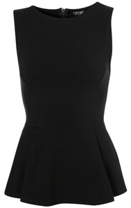 Topshop Top Black