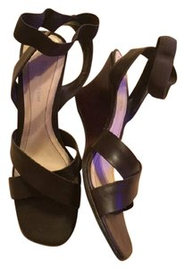 Etienne Aigner Dark brown Wedges