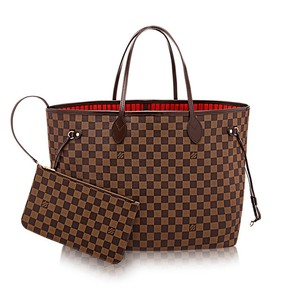 Louis Vuitton Neverfull Demier Ebene Monogram Tote