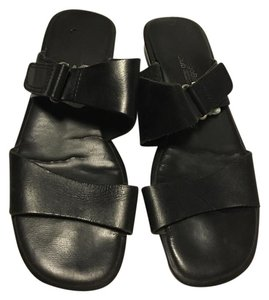 Montego Bay Club Black Sandals