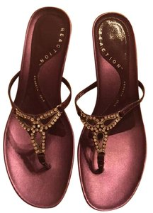 Kenneth Cole Purple Sandals