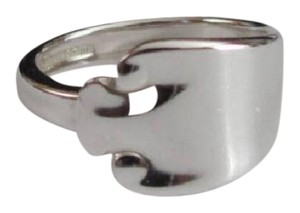 Tiffany & Co. size 7.25, sterling silver, unisex, fashion, spoon ring