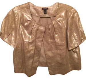 Kenneth Cole Reaction Top Gold