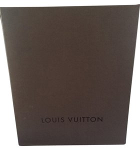 Louis Vuitton Large Louis Vuitton Box