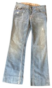 A|X Armani Exchange Relaxed Fit Jeans-Distressed