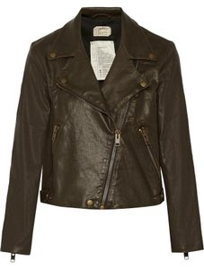 Current/Elliott Denim Chic Spring Casual Comfortable Motorcycle Jacket