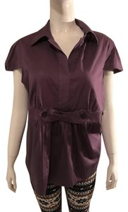 apt 9 stretch blouse Top purple