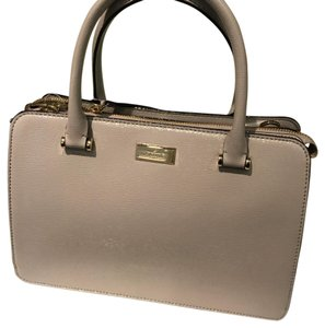 Kate Spade Satchel in stone ice