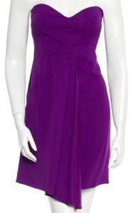 Tibi Sweetheart Party Mini Strapless Dress