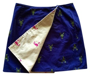 Lilly Pulitzer Mini Skirt Reversible