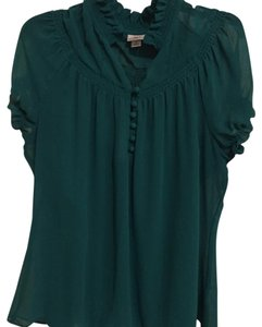 Worthington Top emerald green