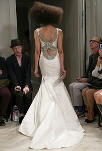 Badgley Mischka Bride Rita Wedding Dress