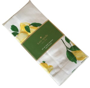 Kate Spade kate Spade MAKE LEMONADE 8 napkins