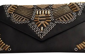 USA Leather Clutch