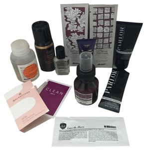 varied brands Various High End Hair Care and Fragrance Samples