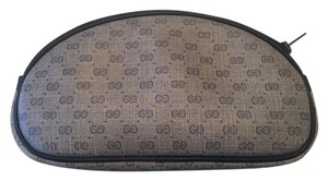 Gucci Gucci Classic Vintage Blue Cosmetic Pouch Clutch