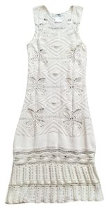 Chanel Cotton Crochet Dress