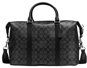 Coach Brown Travel Bag