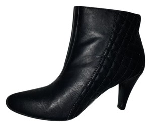 Easy Spirit Pleated black Boots