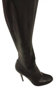 Easy Spirit Knee-high Leather Black Boots