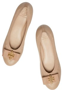 Tory Burch Neutral Flats