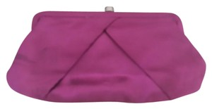 Claire's Satin Formal Violet Clutch