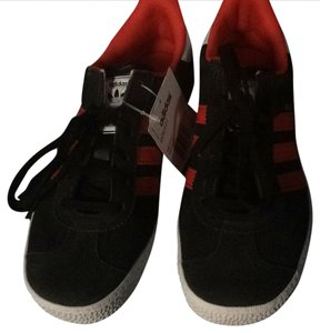 adidas black and red Athletic