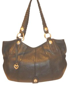 Brighton Refurbished Leather X-lg Lined Hobo Bag