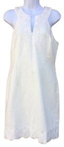 Trina Turk Graduation Sheath Beach Easter Halter Dress