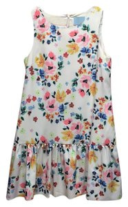 Cynthia Steffe short dress Floral Multicolor on Tradesy