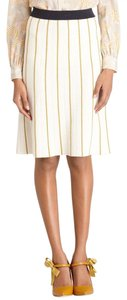 Tory Burch Skirt Vanilla