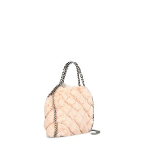 Stella McCartney Fur Tote Falabella Shoulder Bag
