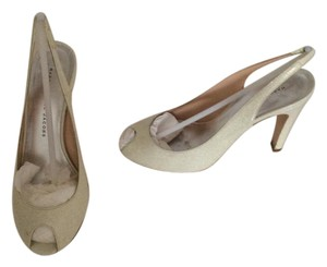 Marc by Marc Jacobs Patent Leather Glitter White White glitter Pumps