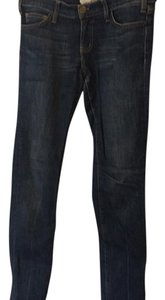 Current/Elliott Straight Leg Jeans-Medium Wash