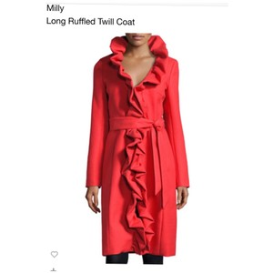 MILLY Trench Coat