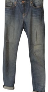 Joie Straight Leg Jeans-Light Wash