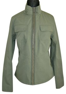 Nautica Organic Recycled Friendly Olive green Jacket