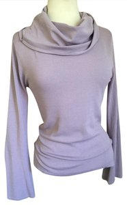 Wet Seal Cowl Neck Flared Sleeves Sweater