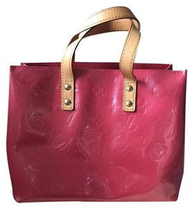 Louis Vuitton Tote in Framboise pink